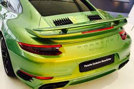 green porsche 911 porsche 911 turbo news and information 4wheelsnews com