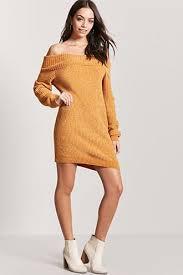 sweater dresses forever21
