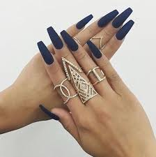 41 best nails images on pinterest make up enamels and coffin nails