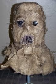 Scarecrow Mask 2014 The Barn Haunt Frankenstein Scarecrow Mask Thebarnhaunt