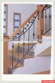 Metal Stair Rails And Banisters Iron Stair Rails And Banisters Wrought Iron Stair Handrail