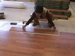 great installing vinyl floor tiles how to install vinyl plank