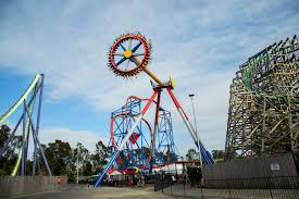 Six Flags Texas Accident Wonder Woman Lasso Of Truth Six Flags Discovery Kingdom