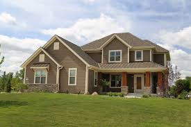 two story homes two story homes by aspen homes craftsman exterior milwaukee
