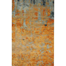rugs home decorators collection home decorators collection watercolor gold 8 ft x 11 ft area rug