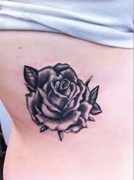 black and white rose tattoo choice image hair and trends 2018 sample