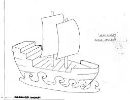 simple pirate ship drawing how to draw a pirate ship youtube