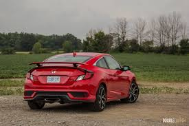 2017 honda civic si coupe doubleclutch ca