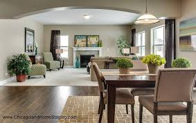 Chicagoland Home Staging Asks Whats On Your Dining Table - Dining room staging