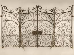 headboards chic vintage wrought iron headboard stylish bedroom