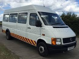 volkswagen lt46 tdi 15 03 2002 u002702 reg u0027 u002717 seater mini bus u0027 lwb