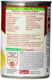 amazon com campbell u0027s healthy request condensed soup cheddar