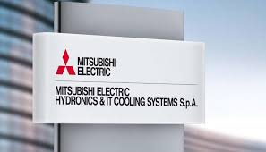 mitsubishi electric logo mitsubishi electric hydronics u0026 it cooling systems s p a to