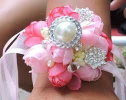 Prom Wrist Corsage Prom Wrist Corsage Etsy