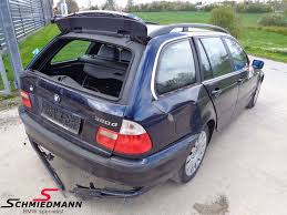 recycled car bmw e46 touring page 1