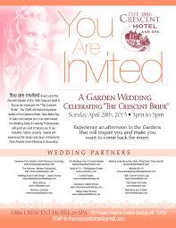 thanksgiving party invite crescent hotel u0026 spa archives eureka springs media center