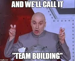 Team Meme - dr evil laser meme imgflip
