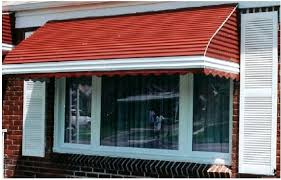 B Q Awnings Houstonian Metal Awnings Commercial Awning Panels Metal Awnings