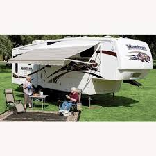 Camping Trailer Awnings Dometic 9100 Power Awning Dometic Rv Patio Awnings Camping World