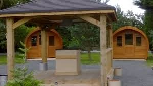 woodpecker pods helmsley england pitchup com