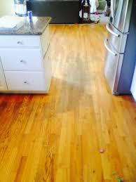 kitchen flooring wood vs porcelain tile