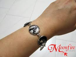 halloween charm bracelets divergent five faction charm bracelet u2013 moonfire charms