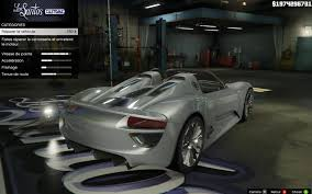 Porsche 918 Spyder Concept - porsche 918 spyder gta5 mods com