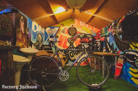 mtb man caves the ultimate shed factory jackson factory jackson