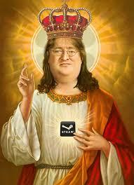 Gabe Newell Memes - gabe newell portrait by freddre on deviantart