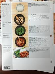 Home Chef by Home Chef March 2016 Review U0026 Coupon Hello Subscription