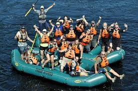 Rock Gardens Rafting Kennebec River Rafting Trips Maine Rafting Adventures With Three