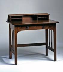 Gustav Stickley Desk Louis Comfort Tiffany The Morse Museum Orlando Florida