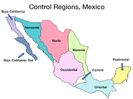 regions of mexico map the new electric market in mexico and zonal analyses epis