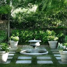Italian Garden Ideas Outdoor Landscaping Ideas Best Outdoor Water Fountains