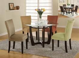 Round Dining Room Tables For 4 Dining Room Specials U2013 Katy Furniture