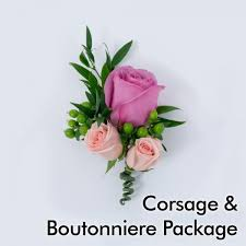 where can i buy a corsage and boutonniere for prom bright wedding corsage boutonniere package martin s specialty