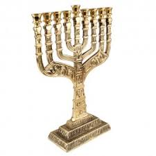 seven branched menorah seven branch menorahs menorah judaica mall