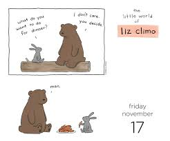 the little guys home theater the little world of liz climo 2017 day to day calendar liz climo