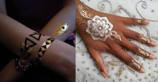 8 places to get the coolest temporary tattoos in malaysia female