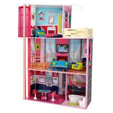 Barbie Dolls House Furniture Amazon Com Imaginarium City Studio Dollhouse Toys U0026 Games