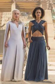 Game Thrones Halloween Costume Ideas Missandei Daenerys Targaryen Game Thrones 5 09