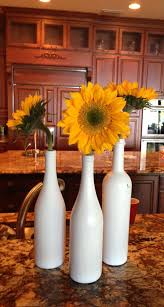 Wine Glass Flower Vase 24 Stunning Wine Bottle Centerpieces You Never Thought Could