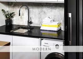 laundry in kitchen laundry design kinsman kitchens