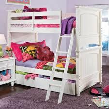 Lea Industries Carolina Retreat Twin Over Twin Bunk Bed - Twin over twin bunk beds