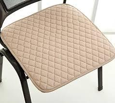 kitchen chair cushions non slip