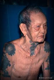 sarawak u0027s tribal tattoos have an ancient history not many know of