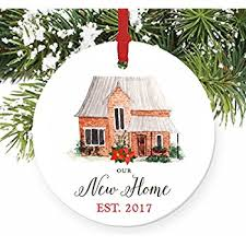 lenox 2017 our 1st year in new home ornament home