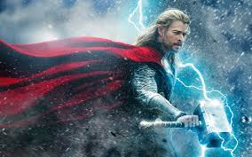 through ancient eyes thor god of thunder son of saturn the