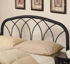 Black Metal Headboard And Footboard Modern Headboards Footboards Bed Frames
