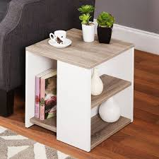 Storage End Table 50 Unique End Tables That Add The Perfect Living Room Finish